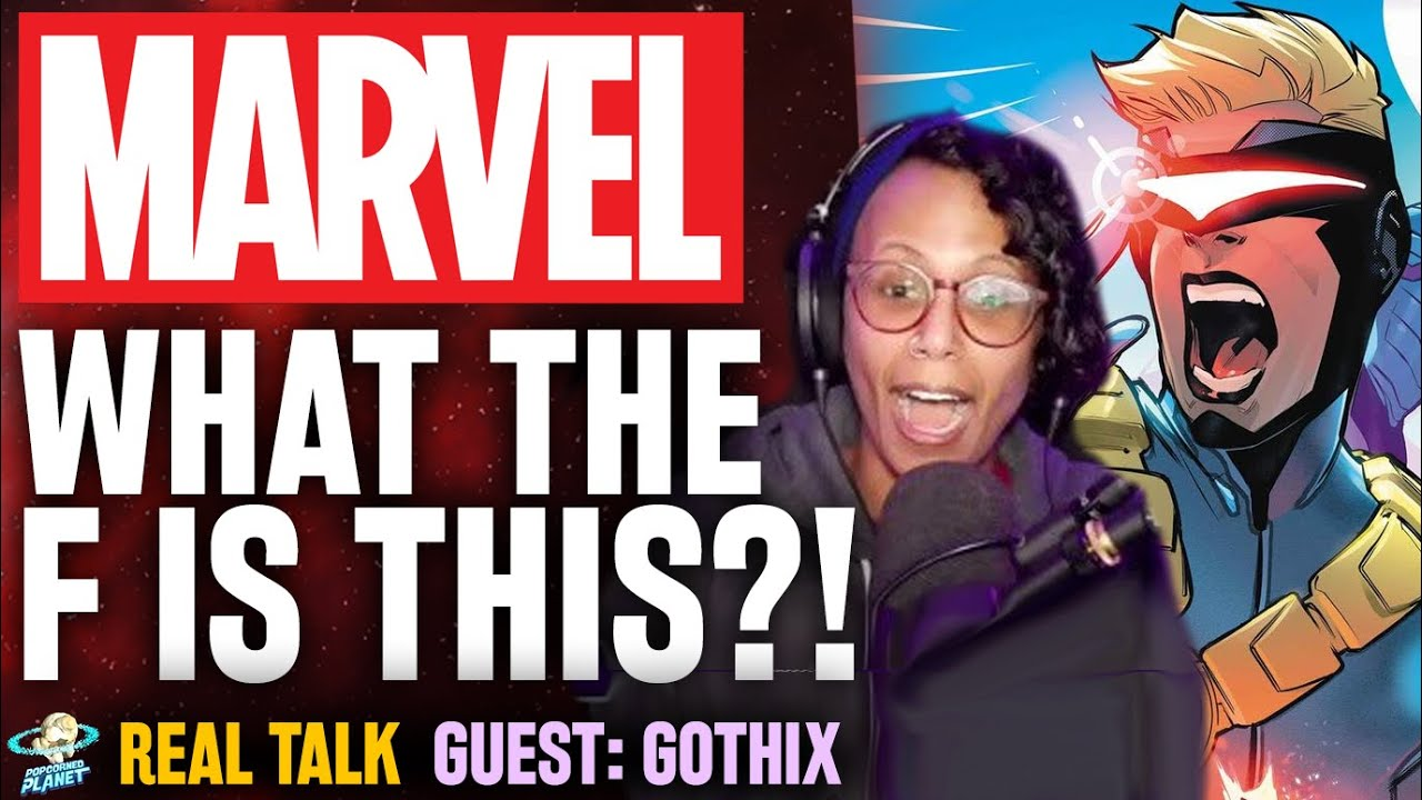 Zoomer X-Men - WTF Was Marvel Thinking?! Gothix & Andy React to Children of the Atom