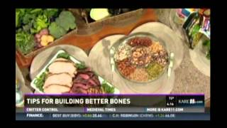 Building Better Bones (5/4/15 on KARE 11)