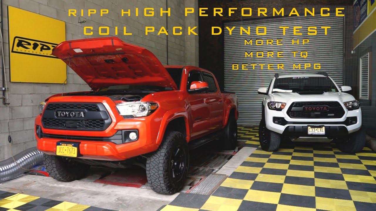 NEW RIPP TOYOTA TACOMA HIGH PERFORMANCE COIL PACKS