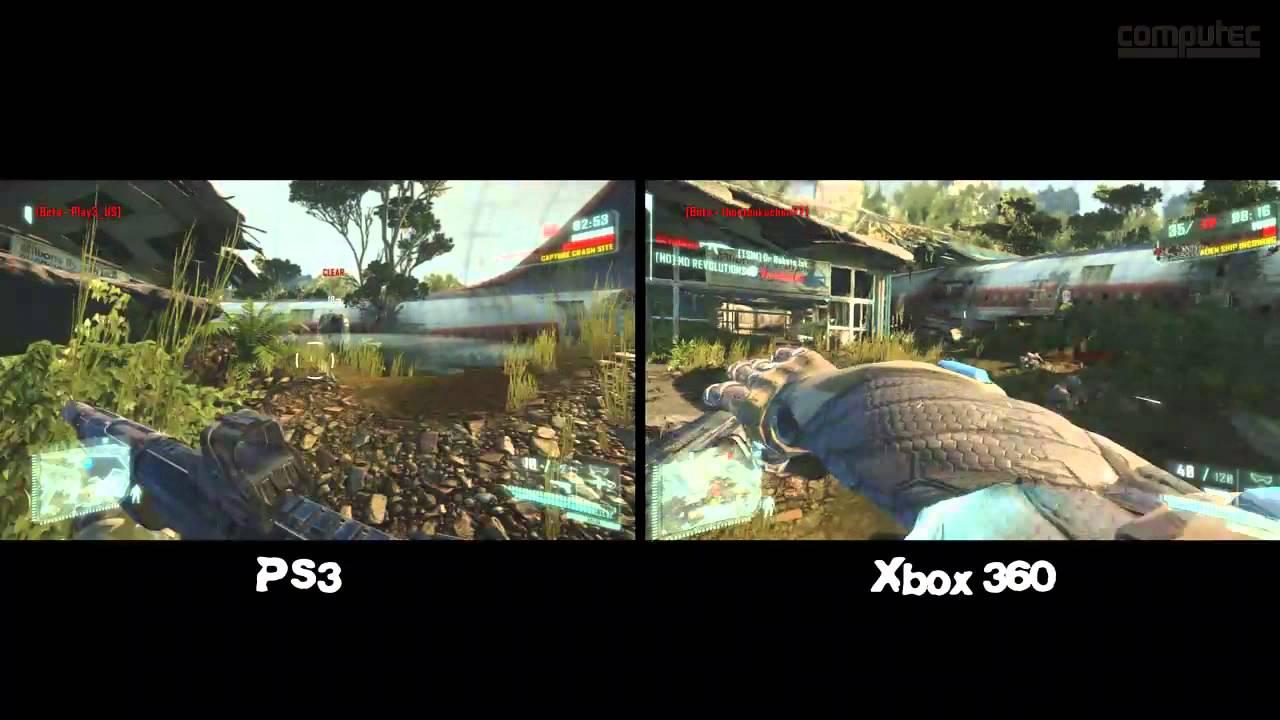 Crysis 3 graphics comparison pc maxed settings vs xbox 360 1080p - Crysis 3 Graphics Comparison Pc Maxed Settings Vs Xbox 360 1080p 11