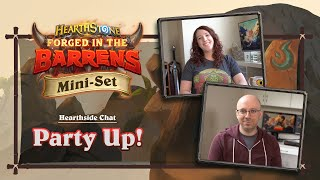 Wailing Caverns Hearthside Chat – Party Up!