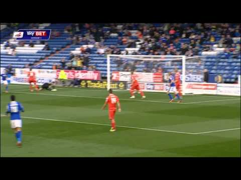Oldham Athletic v Crewe Alexandra