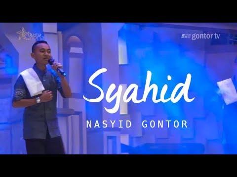 SYAHID - Nasyid Gontor - Live at Drama Arena 592