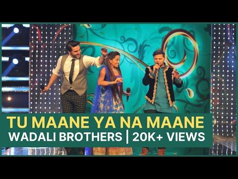 Alankar Mahtolia | Tu Maane Ya Na Maane | Wadali Brothers | Asia's Singing Superstar