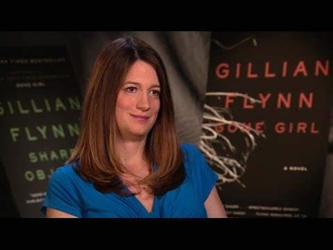 Gillian Flynn  2014: 'Gone Girl' Author Reveals Secrets Behind Her Hit Thriller
