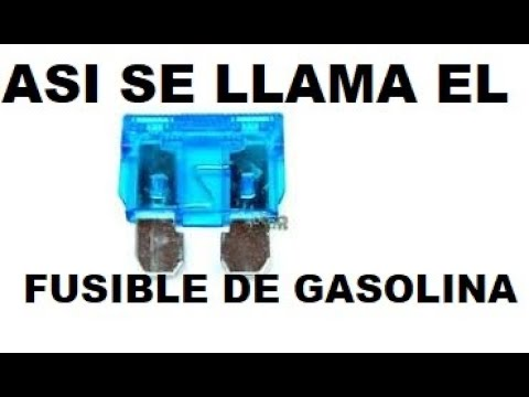como se llama el fusible de la bomba de gasolina  youtube 2010 Ford Explorer Eddie Bauer Fuse Box Diagram 2009 Ford Explorer Interior