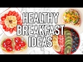 Healthy breakfast ideas |5 QUICK & EASY HEALTHY BREAKFAST IDEAS FOR SCHOOL + WORK