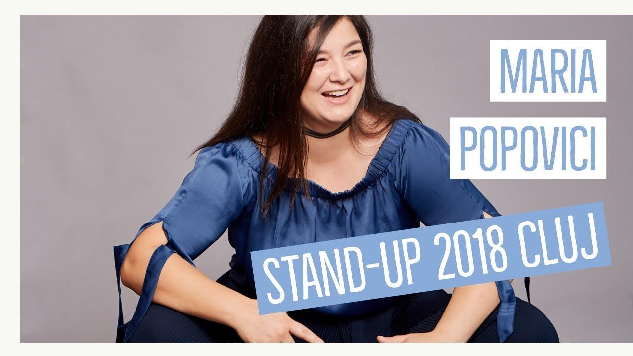Maria Popovici | Stand-up comedy 2018 | NECĂSĂTORITĂ
