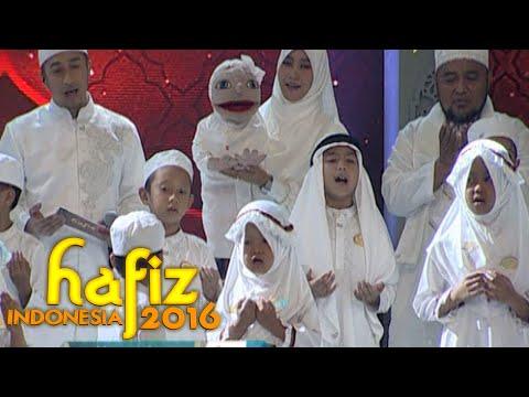 Khatam Al   Quran Dari Finalis Hafiz Indonesia 2016 [Hafiz Indonesia] [30 Mei 2016]