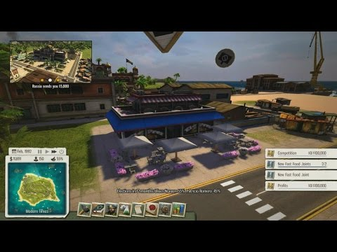 Let's Play Tropico 5 - 19 - Joint Venture