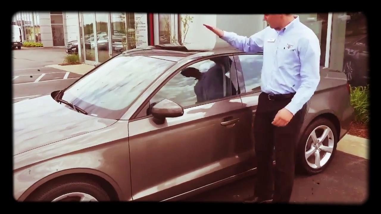 Car Salesman Roof Slap Meme Spaghetti In Audi A3 Youtube
