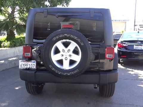 2013 jeep wrangler sport suv 2d los angeles van nuys. Black Bedroom Furniture Sets. Home Design Ideas