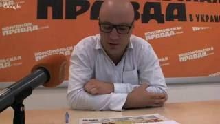 Онлайн-трансляция: Актер Дмитрий Суржиков