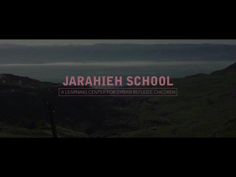 Jarahieh: Help us build a school for Syrian refugee children