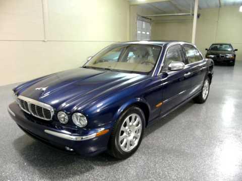 2004 Jaguar Vanden Plas (#1863) (SOLD)  YouTube