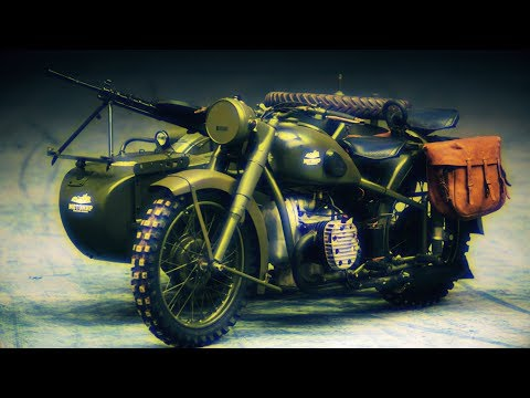 10 самых крутых советских мотоциклов [ АВТО СССР #54 ]