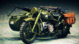 10 самых крутых советских мотоциклов [ АВТО СССР ]