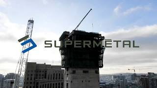 Supermetal - 400 West Georgia Tower, Vancouver, BC