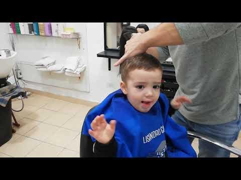 Pedagogia Para Cortarle El Cabello A Un Bebe O Niño