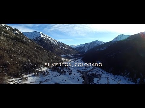 2016 Silverton Mountain, Colorado Heli-Skiing 4k