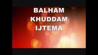 Ahmadiyya Muslim Youth Association: Balham Khuddam Ijtema 2013