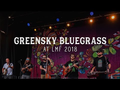 Greensky Bluegrass at Levitate Music & Arts Festival 2018 - Livestream Replay (Entire Set)