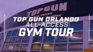 Top Gun Orlando: All-Access Gym Tour