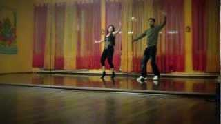 (www.bollywood-arts.de) Bollywood dance routine in Rosenheim, Bayern, Deutschland- Laal Dupatta