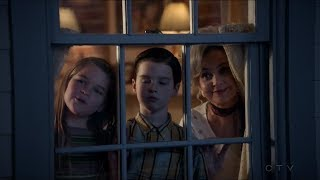 YOUNG SHELDON - THE BEST FUNNY SCENES FROM S01E12 (HD) 720p