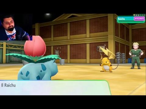 Terza Medaglia - Ep. #4 - Pokemon Let's Go Pikachu