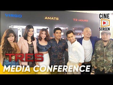 FULL | 'Tres' Media Conference