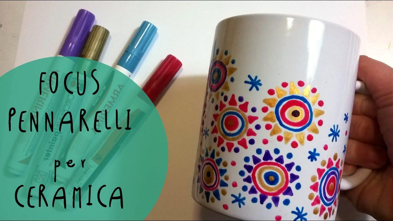 Pennarelli per ceramica: cosa sono e come si usano? video focus by