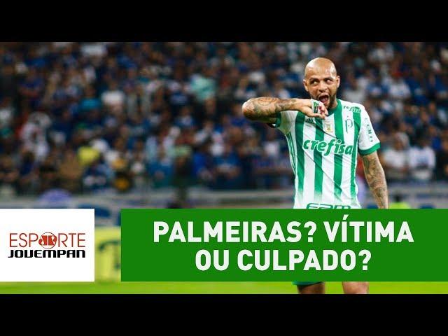 Felipe Melo foi um mico. E o Palmeiras? Vítima ou culpado?