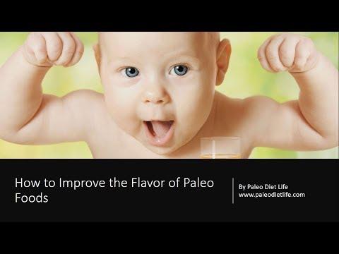 Paleo Diet Life: How to Improve the Flavor of Paleo Foods