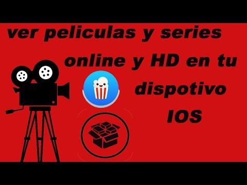 ver peliculas online y series HD ios 8 (jailbreak)