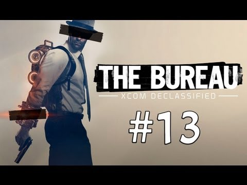 XCOM The Bureau | Let's Play en Español | Parte 13