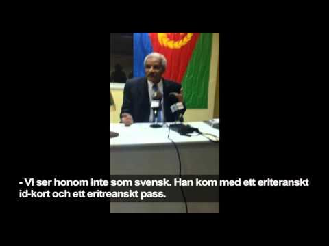 Eritrea ingen rattegang for isaak