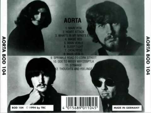 Aorta - Fallin' Behind