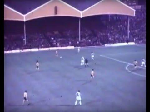Wolves v Juventus, UEFA Cup Quarter-final 2nd Leg, 22nd March 1972