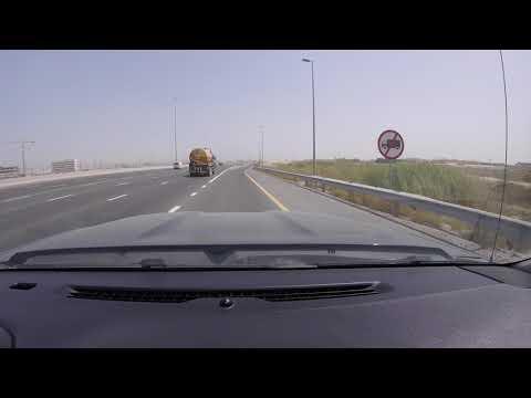 Dubailand Drive August 2017
