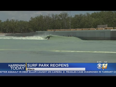 Waco Surf Resort Reopens After Man Died From 'Brain-Eating
