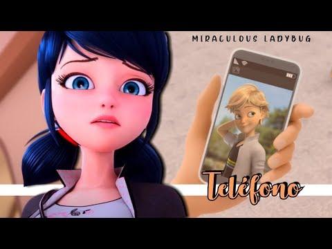 TELÉFONO~AITANA~MIRACULOUS LADYBUG