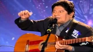 Ecuador Tiene Talento 2013  Washington Jaramillo
