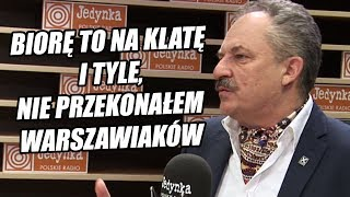 """DOBRY WYWIAD! Marek Jakubiak: """"Biorę to na klatę i tyle, nie przekonałem warszawiaków"""""""