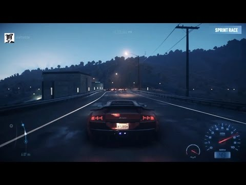 NFS with music:Like a G6 instrumental