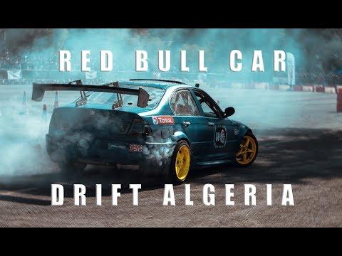 Red Bull Car Park Drift Algeria