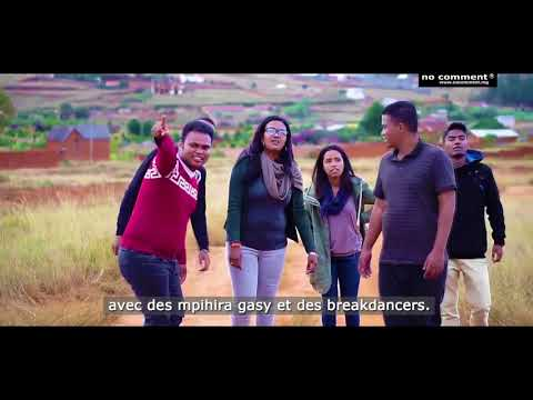 no comment Madagascar Interview - Vako Urban Mozika - Groupe -NC 94