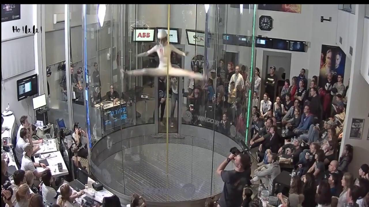 chute libre indoor wind games 2017