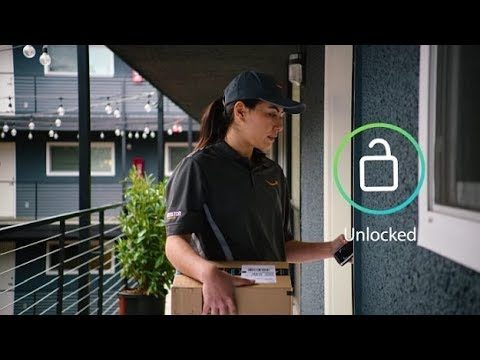 Amazon Key Opens Your Home For Indoor Deliveries - Amazon Wants the Keys to Your House