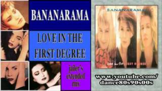 BANANARAMA - Love In The First Degree (jailer